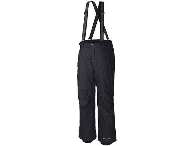 WM1041l_010 Bugaboo Suspender Pant / Férfi kantáros vízálló/lélegző sínadrág szigetelt varrásokkal / L