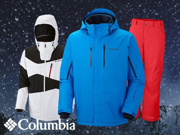 Columbia sínadrágok és síkabátok (női/férfi) OUTLET áron - szélálló / vízálló / lélegző anyagok, prémium minőség