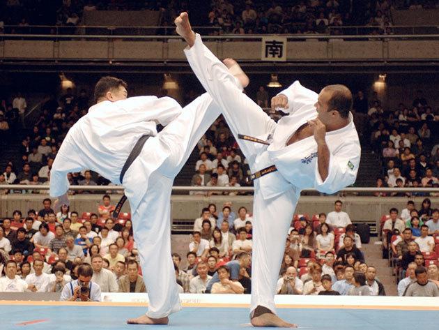 Kyokushin full-contact karate oktatás felnőtteknek - 1 hónapos bérlet / heti 5 edzés