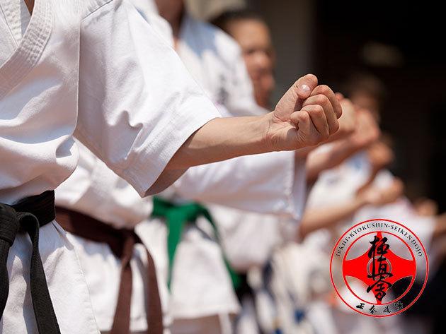 Kyokushin full-contact karate oktatás minden korosztálynak, gyermekeknek ajándék KARATE RUHÁVAL - havi bérletek (II. kerület)
