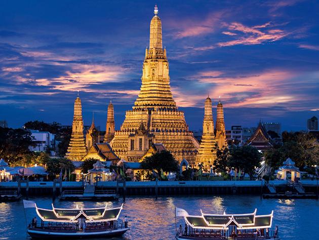 """2016. július 01 – július 15.  / Thaiföld utazás+szállás szervezett programmal, """"B"""" csomag / ELŐLEG / 1fő"""