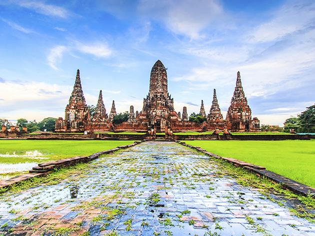 """2016. augusztus 04 – augusztus 20.  / Thaiföld utazás+szállás szervezett program nélkül """"A"""" csomag / TELJES ÁR / 1fő"""