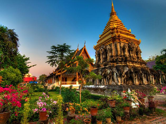 """2016. augusztus 04 – augusztus 20. / Thaiföld utazás+szállás szervezett programmal, """"B"""" csomag / ELŐLEG / 1fő"""