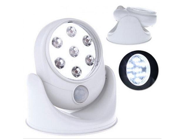 Mozgásérzékelős LED lámpa, reflektor