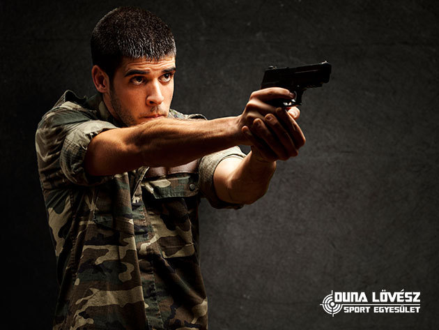 Lövészet izgalmas fegyverekkel (45 vagy 60 lőszer), oktatással és biztonsági felszereléssel - egyedülálló szabadtéri pályák Ráckevén / Duna Lövész Sportegyesület