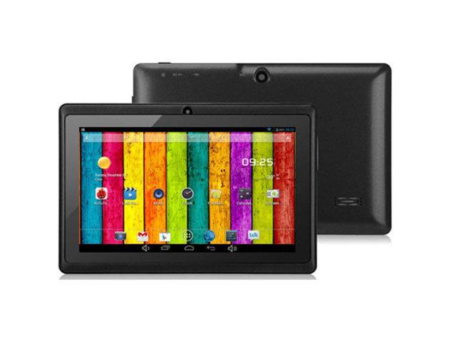 "Q88H quadcore 7"" tablet (fekete)"