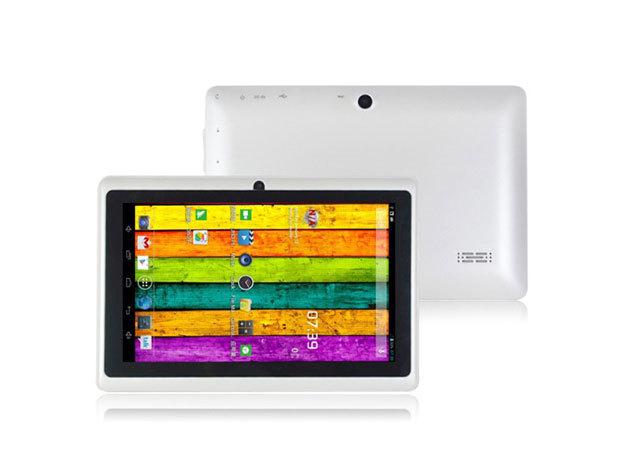 """Q88H quadcore 7"""" tablet (fehér)"""