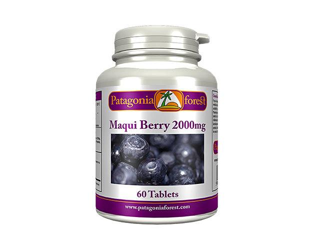 MAQUI BERRY kapszula - 2000mg 60 db tabletta (2 havi adag) - AZONNAL ÁTVEHETŐ