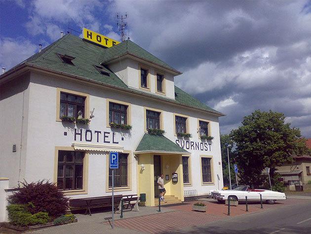 3 nap, 2 éj 2 fő+1 gyerek részére reggelivel Prágában: Hotel Svornost***