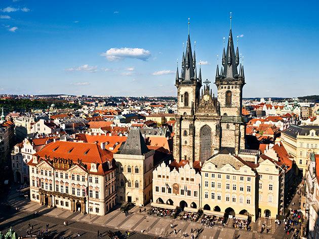 Prága - Hotel Svornost*** - 3 nap / 2 éjszaka vagy 4 nap / 3 éjszaka szállás reggelivel 2 felnőtt és 1 gyermek részére + 1 vacsora sörkóstolóval az árban