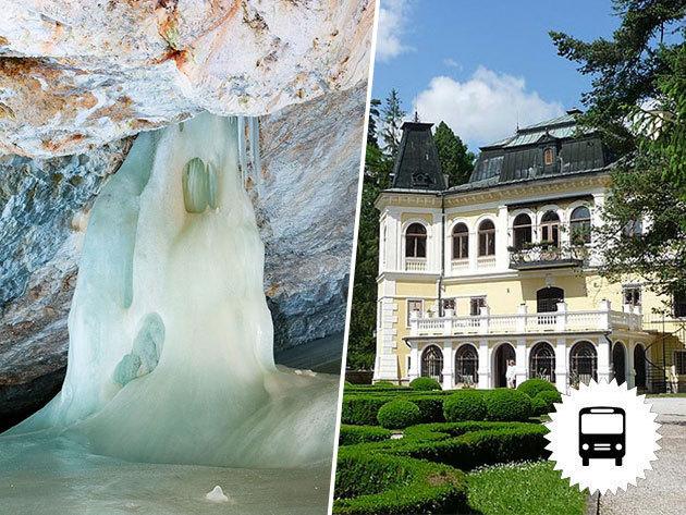 Dobsinai jégbarlang, Betlér, Rozsnyó, Krasznahorkaváralja - 1 napos autóbuszos kirándulás Szlovákiában / fő