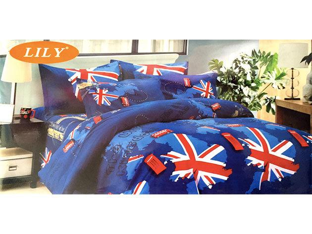 Britt zászlós 7 részes ágyneműhuzat garnitúra