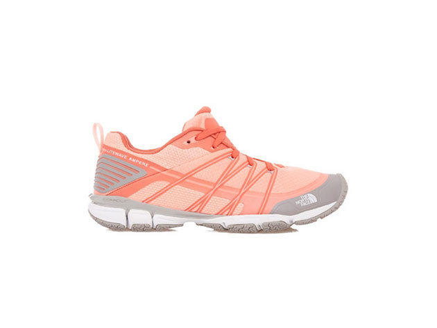The North Face W LITEWAVE AMPERE_NEON PEACH/TROPICAL CORAL - T0CXU1HDW (39,5)