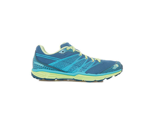 The North Face W LITEWAVE TR_BLUE CORAL/BUDDING GREEN - T0CXU8ENU (37)