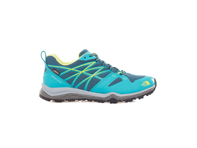The North Face W HEDGEHOG FASTPACK LITE GTX BALSAM BLUE/TOKYO GREEN - T0CDG7DRL (38,5)