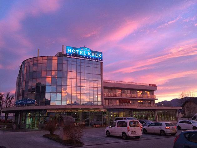 Kalandok Bled csodás környékén - 4 nap / 3 éjszaka reggelivel, 1x vacsorával 2 fő részére - Hotel Krek