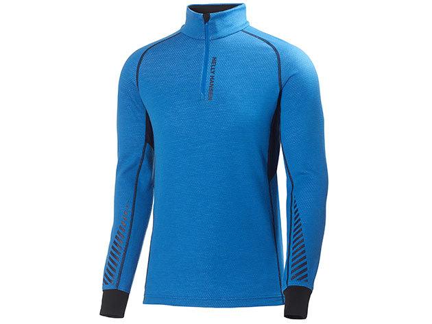 Helly Hansen HH WARM FLOW HIGH NECK 1/2 ZIP COBALT BLUE XL (48273_519-XL)