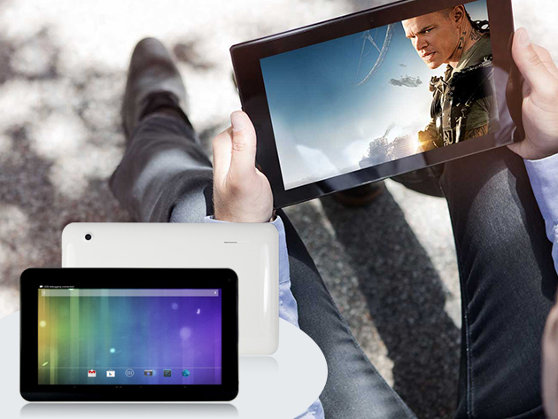 """Tablet - GA33 9"""" / egy személyi szórakoztató központ, akár gyermekek számára is: játék, film, internet"""
