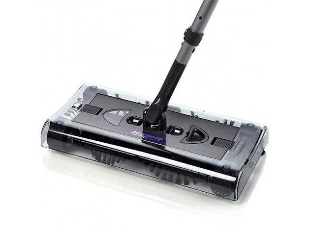 Seprűgép feltölthető akkumulátorral, vezeték nélkül / Swivel Sweeper