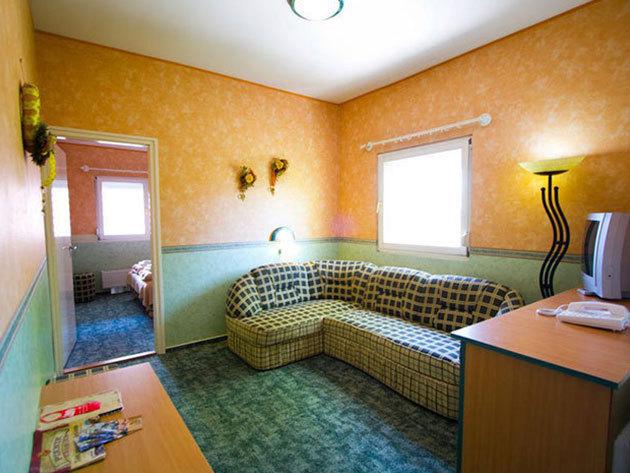 SIÓFOK Piknik Wellness Hotel***  3 nap / 2 éj szállás teljes ellátással és welnesszel 1 főnek (normál 2+1 fős szobában)