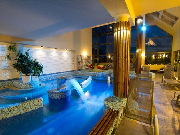 SIÓFOK Piknik Wellness Hotel*** 3 nap / 2 éj szállás teljes ellátással és welnesszel 1 főnek (4-8 fős apartman házban)