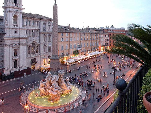 2016. június 01-30., szeptember 01–30. és október 01-29. között - Róma 4 nap / 3 éjszaka 2 főnek, szállás reggelivel, repjeggyel, illetékkel