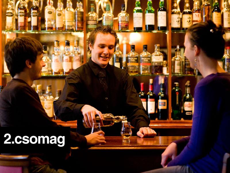 Islay Whiskyk (füstös ízek) 5X2cl
