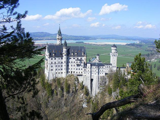 2016. október 14-15-16. / a németországi Neuschwanstein kastély és a csodaszép Salzburg - buszos kirándulás /fő