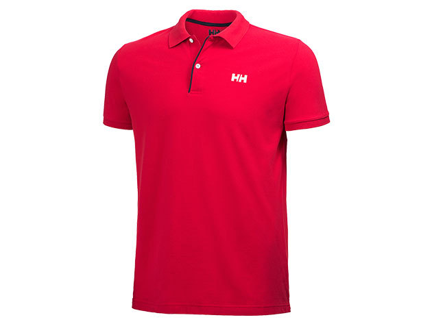 Helly Hansen CREW HH CLASSIC POLO RED XXL (54346_162-2XL)