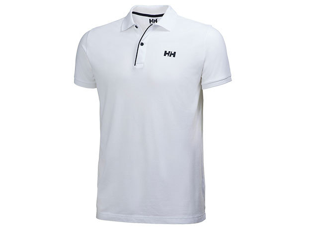 Helly Hansen HP MATCH POLO WHITE S (54217_001-S)