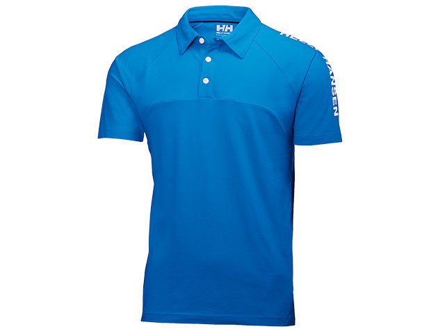 Helly Hansen HP MATCH POLO RACER BLUE M (54217_535-M)
