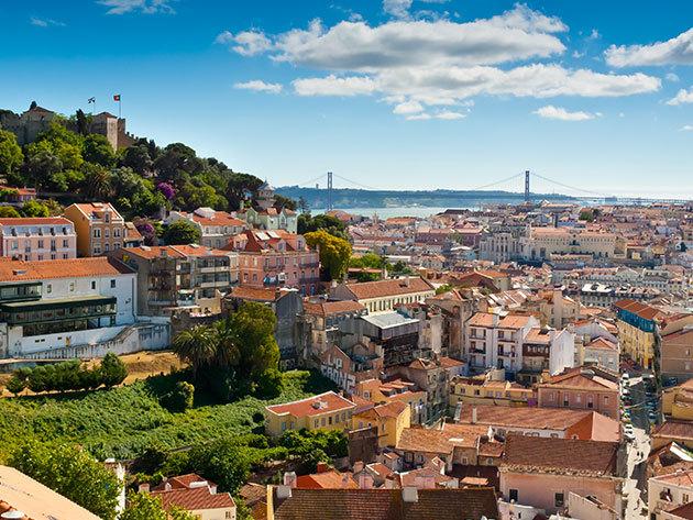 Portugália, Lisszabon - 4 nap/3 éjszaka szállás 2 fő részére reggelivel, karnyújtásnyira az óceántól - Hotel Roma***