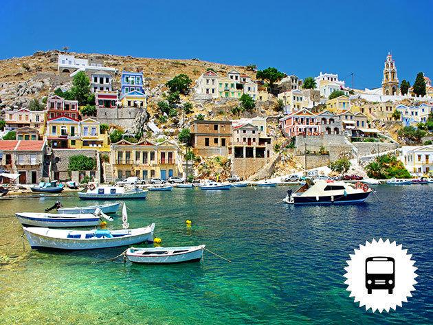 Görögország, Sarti - Autóbuszjárat - Nyaralj az előszezonban verhetetlen áron! Ajándék 7 éjszakás szállás kuponnal a Real Reisen partnere jóvoltából!