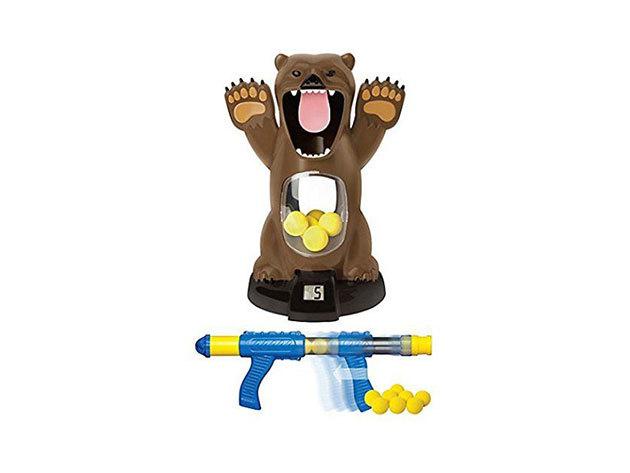 Éhes Medve ügyességi játék gyerekeknek