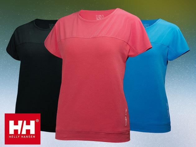 Helly Hansen W THALIA TOP női rövid ujjú felsők gyorsan száradó<br> X-Cool anyagból, 4 választható színben és méretben