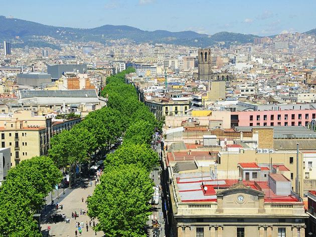 Irány Barcelona! 3 nap/2 éjszaka 2 fő részére reggelivel - Amrey Sant Pau (főszezon)