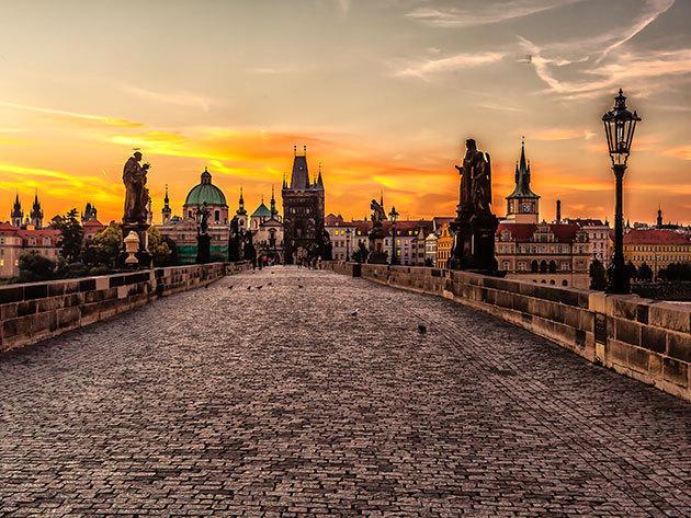 Prága Hotel JUNO 3 nap 2 éjszaka 2 fő részére reggelivel