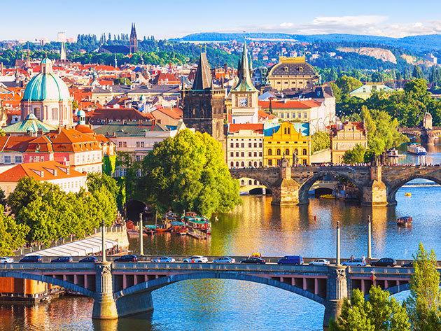 Prága - 3 vagy 4 nap szállás 2 fő részére reggelivel a Hotel Juno***-ban december 30-ig (gyermekeknek 3 éves korig ingyenes)