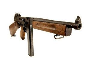 KolArms típusú fegyverrel egy tár ellövése