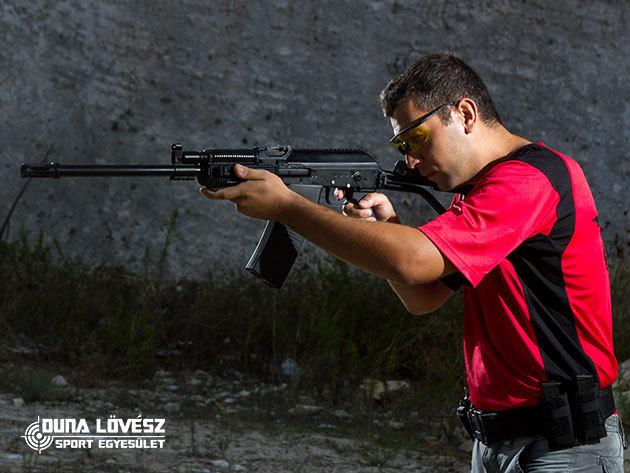 Lövészet különleges fegyverekkel: UK59, KolArms, Dragunov / oktatással és biztonsági felszereléssel - egyedülálló szabadtéri pályák Ráckevén / Duna Lövész Sportegyesület