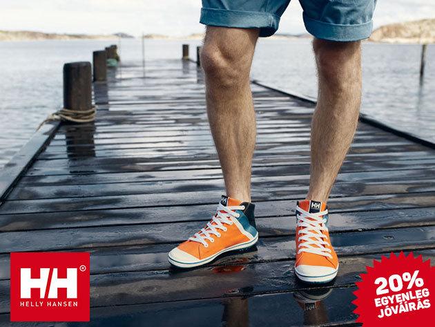 Helly Hansen SIGNAL MID férfi vászoncipő 20% egyenleg jóváírással, díjmentes szállítással