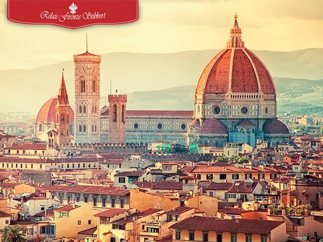 Firenzei városlátogatás! Relais Firenze Stibbert - 2, 3 vagy 4 éjszaka szállás 2 fő részére reggelivel, éttermi kedvezménnyel, ajándék borral (2018. aug. 28-ig)