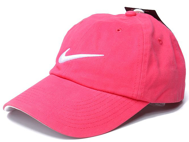 NIKE UNSTRUCTURED SWOOSH CAP	- Pink - 287248-644