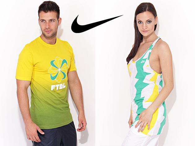 Nike női atléta és baseball sapka, férfi póló rövid és hosszú ujjú változatban - minőségi sportos felsőruházat több méretben