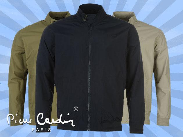 951d0434c Pierre Cardin Harrington Jacket Mens férfi kabát