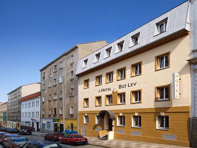 Prágai városlátogatás és szállás szuper áron! Hotel Bílý Lev - 3 nap/2 éj 2 fő részére reggelivel
