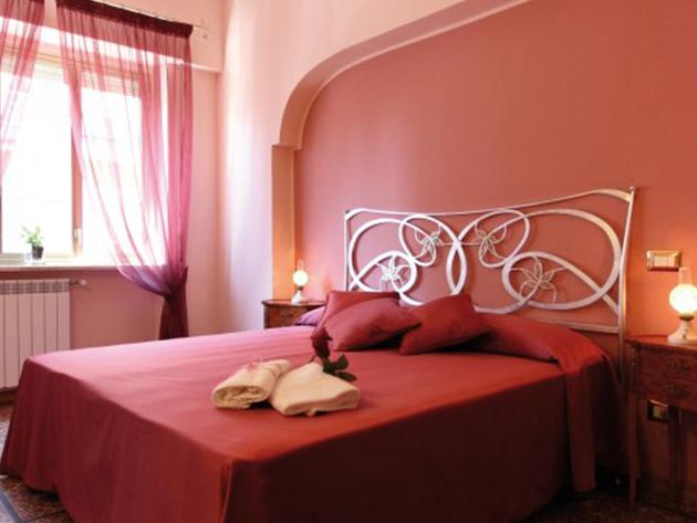 Római romantika! 3 nap / 2 éj szállás az örök városban 2 fő részére reggelivel - Miriam Guesthouse