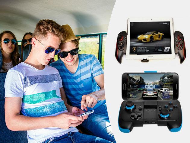 Bluetooth kontroller okostelefonokhoz és akár tabletekhez is – Játssz kényelmesen, kötöttségek nélkül kedvenc játékaiddal!