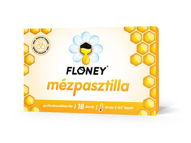 Floney Natúr mézpasztilla - Gyulladáscsökkentő