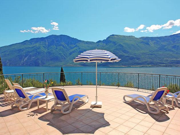 2016.04.23-05.04-ig / Olaszország - nyaralás a Garda tónál! 6 nap / 5 éj szállás 2 fő részére, reggelivel / Hotel Mercedes
